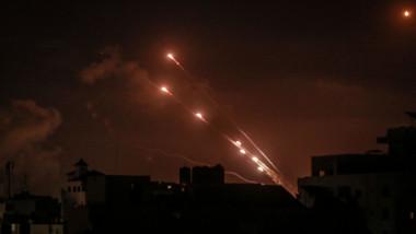 Rockets fired from Gaza towards Israel
