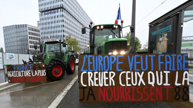 protest pac uniunea europeana politica agricol comuna