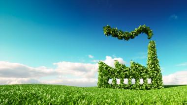 tranzitie verde industrie
