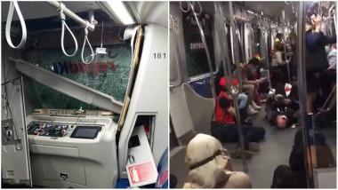 ciocnire garnituri metrou malaesya 1