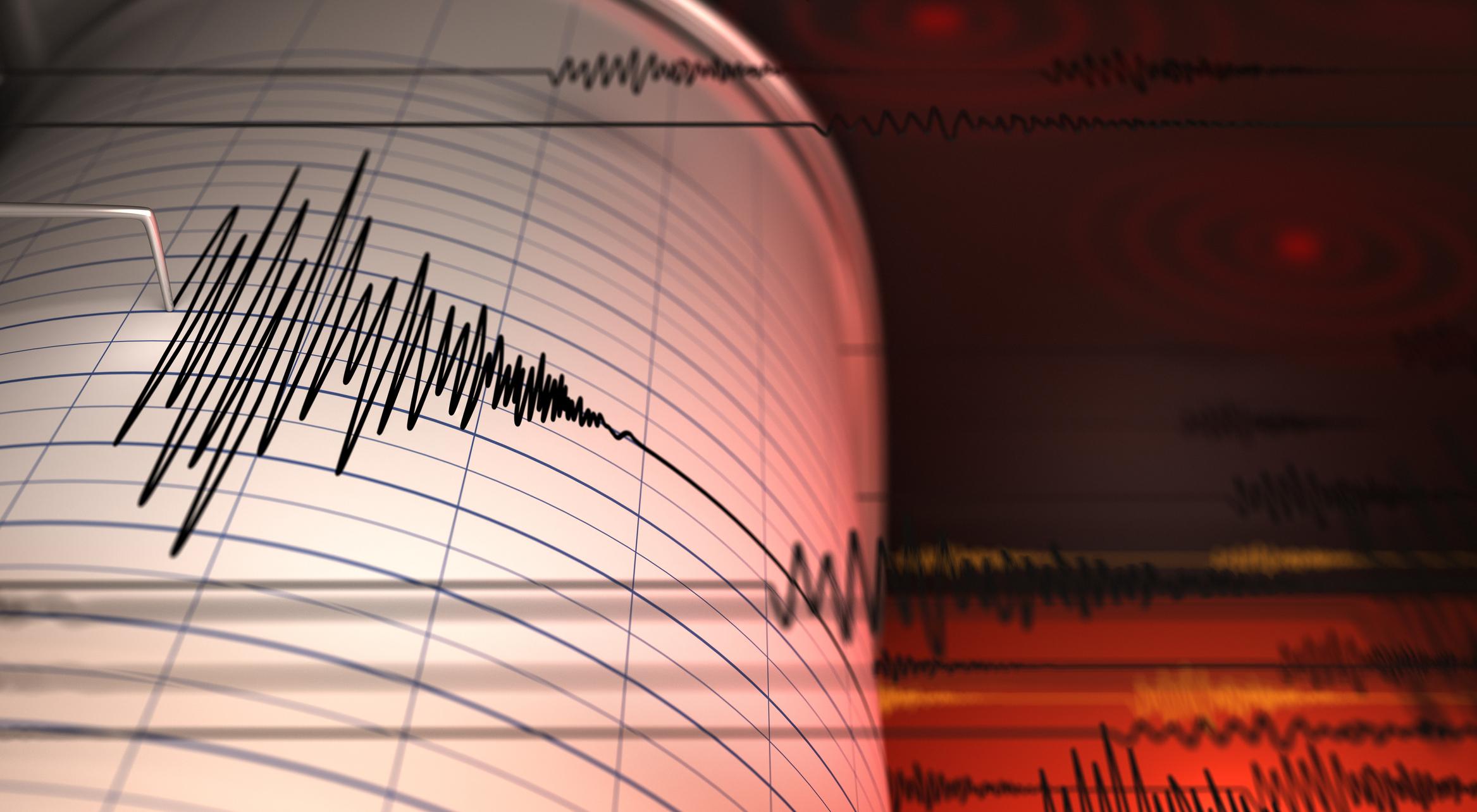 Două cutremure cu magnitudinea peste 3 au fost înregistrate duminică dimineața, în zona Vrancea