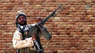 lider boko haram Abubakar Shekau