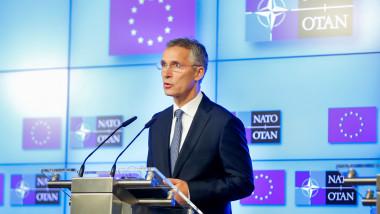 NATO Summit, Brussels, Belgium - 10 Jul 2018