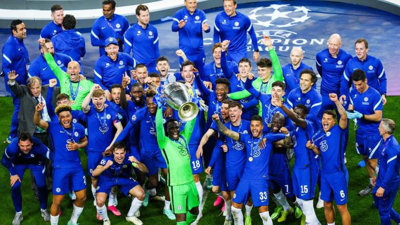 Chelsea campioana UEFA Champions League