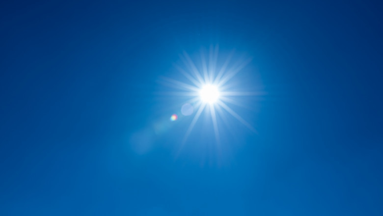 vreme calda in urmatoarele saptamani