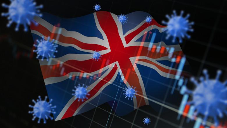 noul val pandemic in marea britanie
