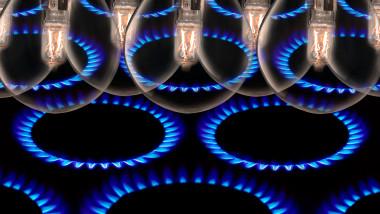 consum de energie, ilustratie conceptuala