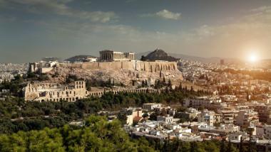 Parthenon, Atena, Grecia
