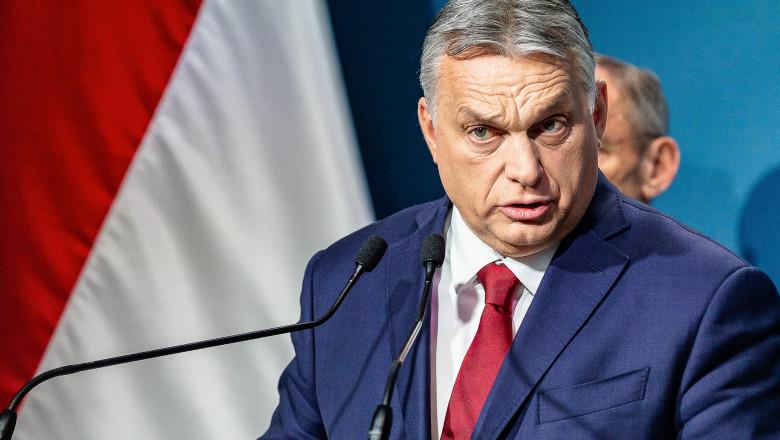 """Viktor Orban califică drept """"absurdă"""" ideea unui impozit minim global pe profitul companiilor"""