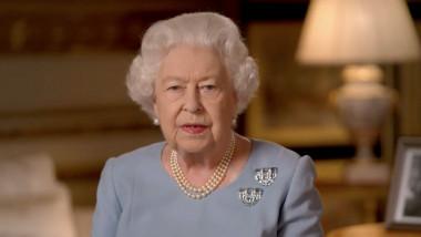 Allocution de la reine Elisabeth II ŕ l'occasion du 8 mai, pour