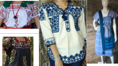 bluze rochie mexic