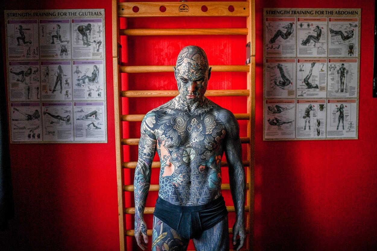tatuaje Sylvain Helaine
