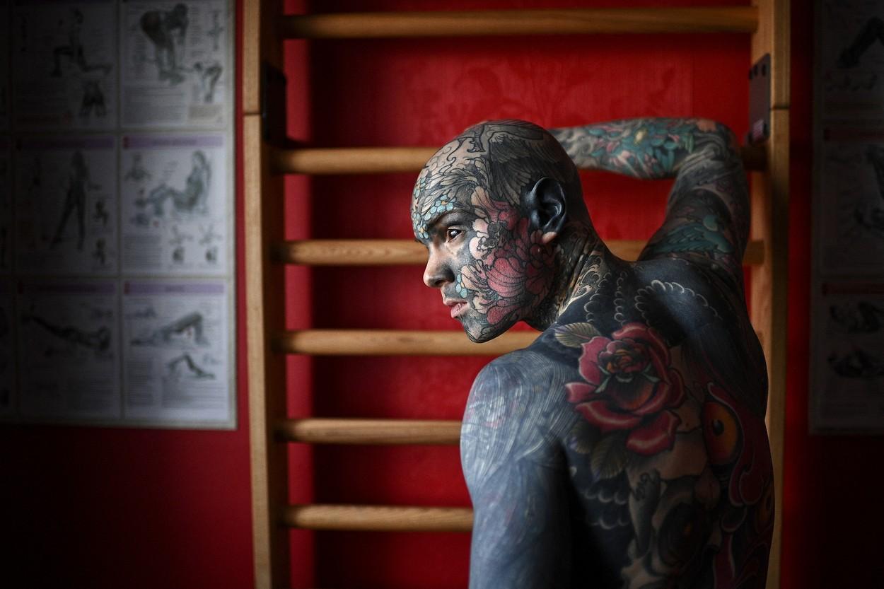 tatuaje Sylvain Hélaine