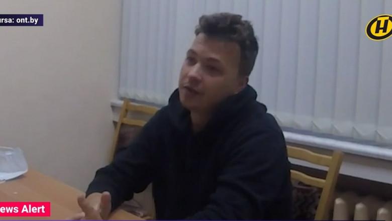 protasevici la ont cooperare spionaj rusia belarus