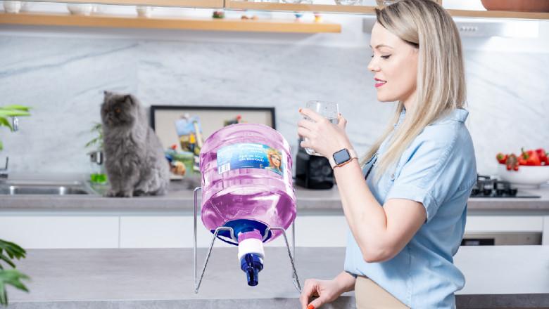 La Fantana Sticlă reutilizabilă 8 litri-2