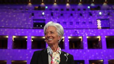 Christine Lagarde rade