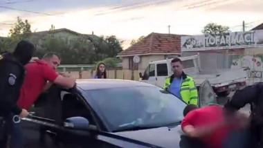 barbati arestati buzau