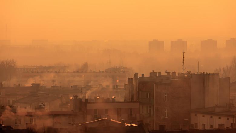 poluare oras aer poluat gettyimages
