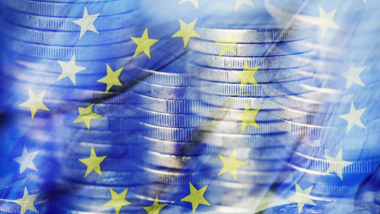 bani monede euro