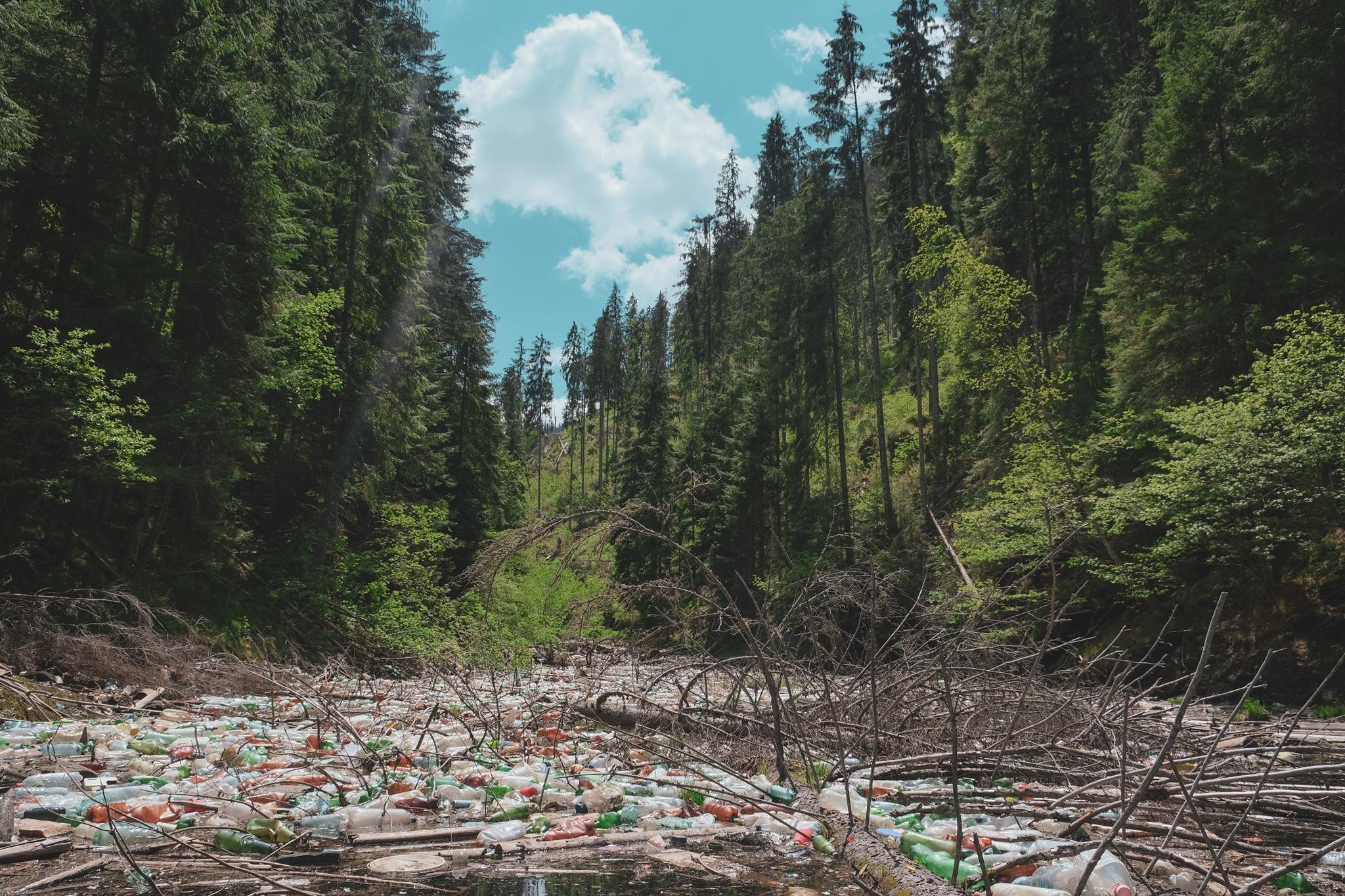 Cum s-a ajuns la marea de gunoaie de pe lacul Belis. Berceanu: Primariile permit oamenilor sa le arunce in spatele curtii, unde e parau