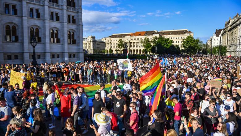 profimedia-protest lgbt ungaria