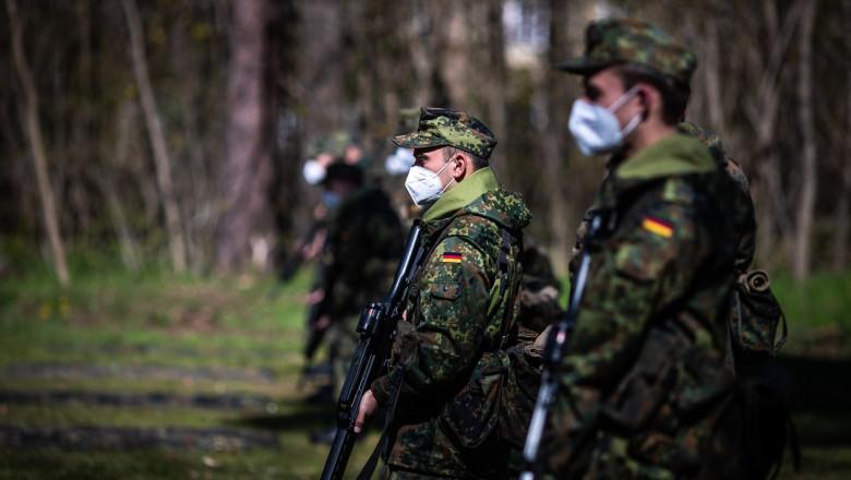 militari germani profimedia