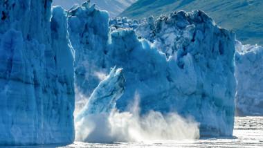ghețar oceanul arctic