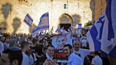 israelieni la poarta damascului