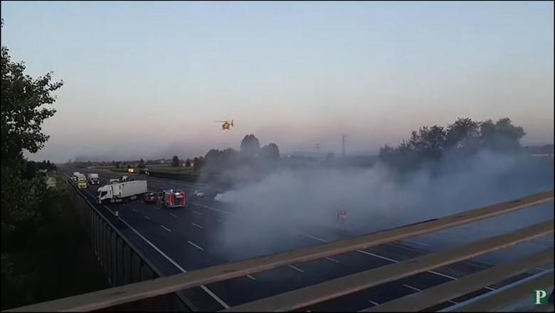 captura video jaf autostrada