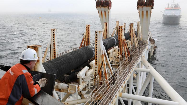 Gazprom: Gazoductul Nord Stream 2 este finanţat integral