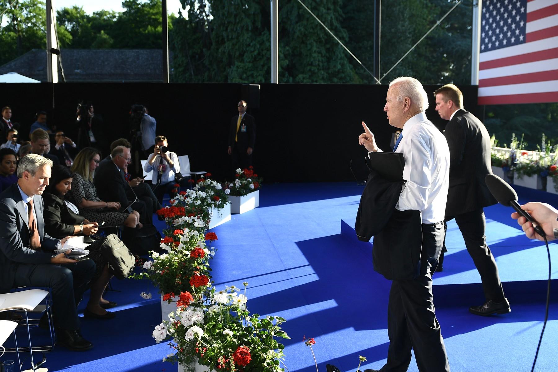 """Joe Biden, după întâlnirea cu Vladimir Putin: """"Cred că ultimul lucru pe care și l-ar dori acum ar fi un Război Rece"""""""