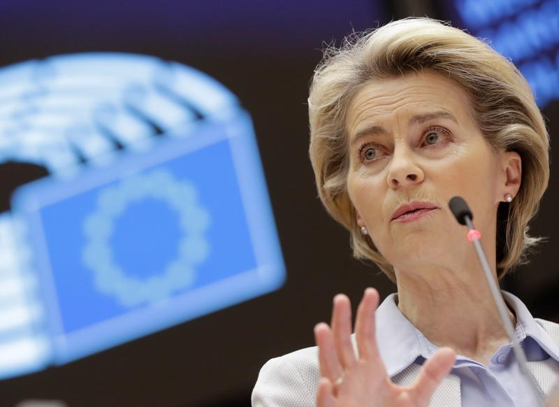 """Ursula von der Leyen este """"foarte îngrijorată"""" de legea Ungariei care interzice """"promovarea"""" homosexualității în rândul minorilor"""