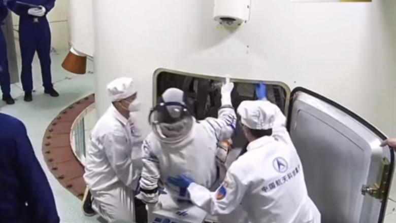 astronauti china