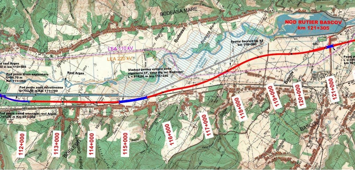 Pot începe lucrările pe un nou lot din Autostrada Sibiu-Pitești. Pe cei 30 de km vor fi 13 poduri, 3 pasaje și un viaduct