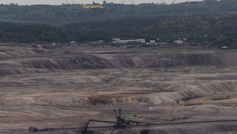 Czechs Want To Close The Polish Mine, Bogatynia, Poland - 25 May 2021