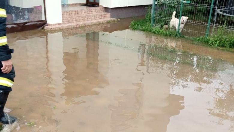 inundatii dambovita casa - isua