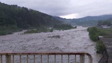 inundatii cod rosu vrancea - isu