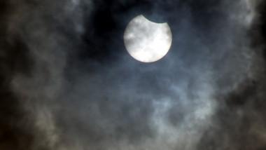 eclipsa partiala soare profimedia