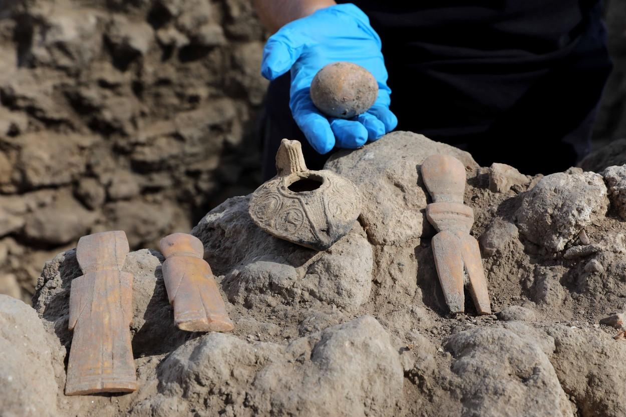 ou vechi de 1000 de ani gasit de arheologi
