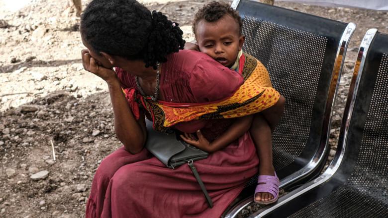 45,000 Ethiopians Remain In Sudan After Fleeing Tigray Conflict