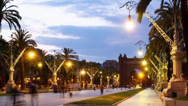 Passeig de Sant Joan din Barcelona se află pe locul 2 în clasamentul celor mai frumoase străzi din lume.