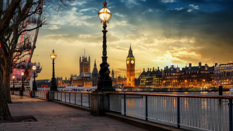 South Bank din Londra