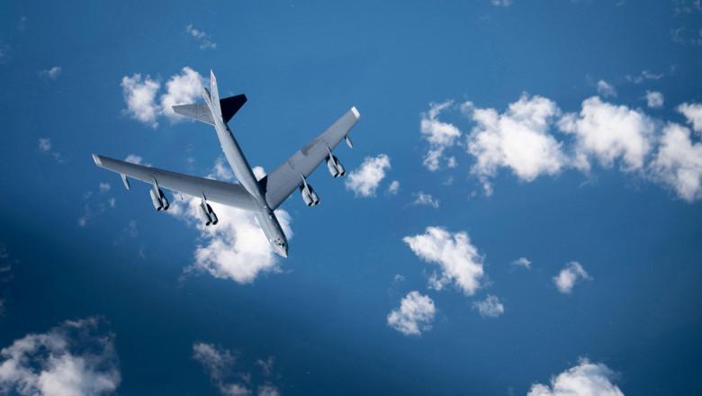 bombardier B-52H Stratofortress