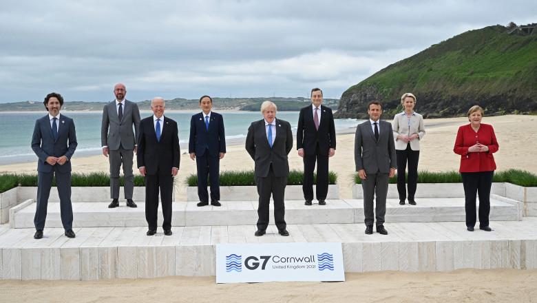 Liderii G7