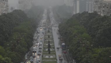 ploi torentiale capitala