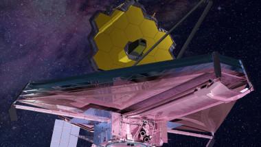 telescop james webb nasa