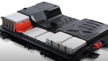 Baterie pentru mașină electrică.
