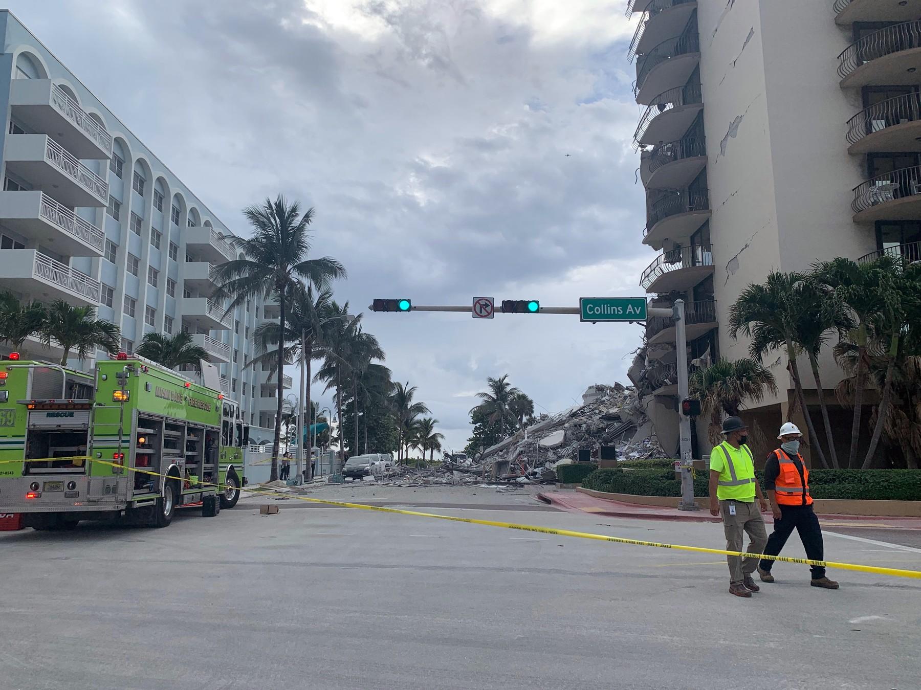 News: Miami Condo Collapse