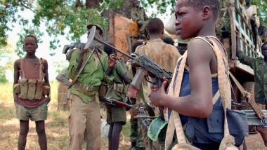 Copiii-soldat