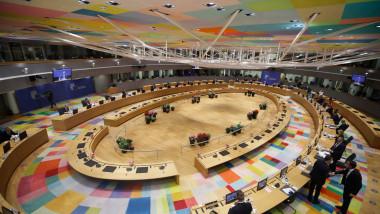 întrunirea Consiliului European